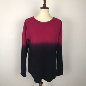 Westbound Petites Ombre Sweater